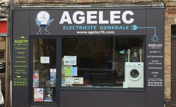 AGELEC - Electricité générale - Saint Romain Le Havre